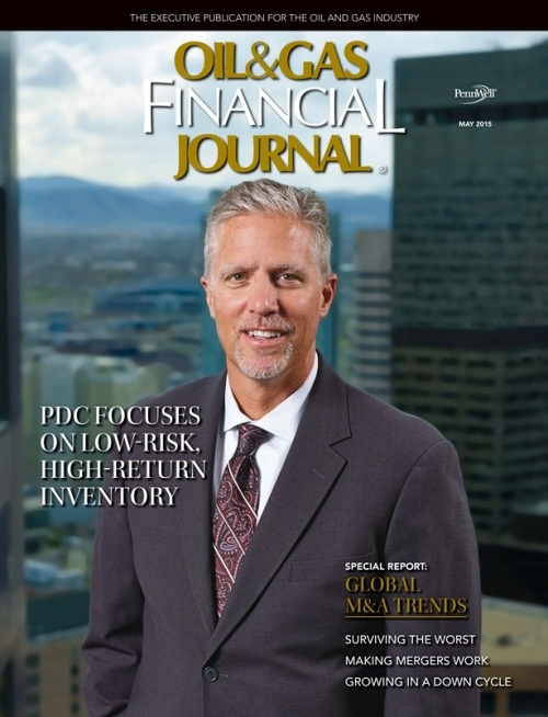 """"""" OIL&GAS FINANCIAL JOURNAL MAGAZINE """" ( 2015, May Issue )"""